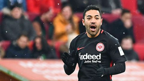 Fabian makes Frankfurt comeback