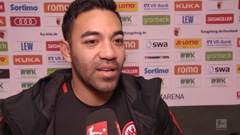 "Watch: Fabian: ""A special day for me"""