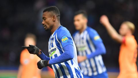 Watch: Hertha 1-1 Hoffenheim