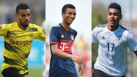 10 German youngsters who could play for the USA