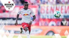 January Rookie of the Month candidate: Bruma