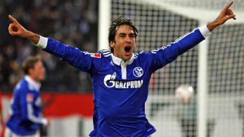 Watch: Raul's top 5 Schalke goals