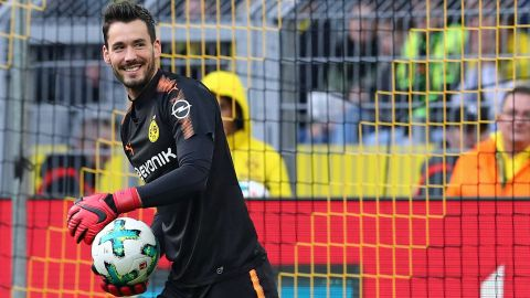 Bürki takes note of Andy Murray's winning formula