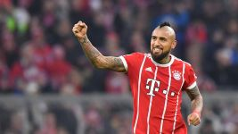 Watch: Every Vidal goal and assist in 17/18