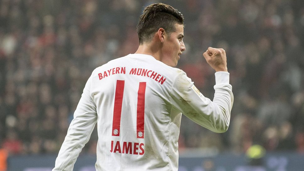 new concept 37cee f7d92 Bundesliga | James Rodriguez: how the Colombian has ...
