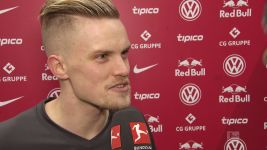 Watch: Augsburg's Max on World Cup hopes