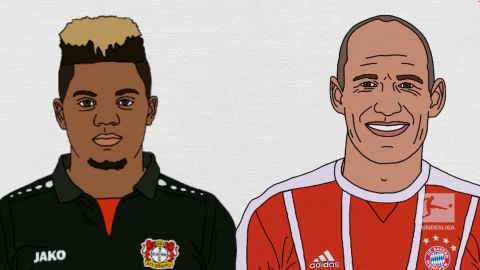 Watch: Leon Bailey: The new Arjen Robben?