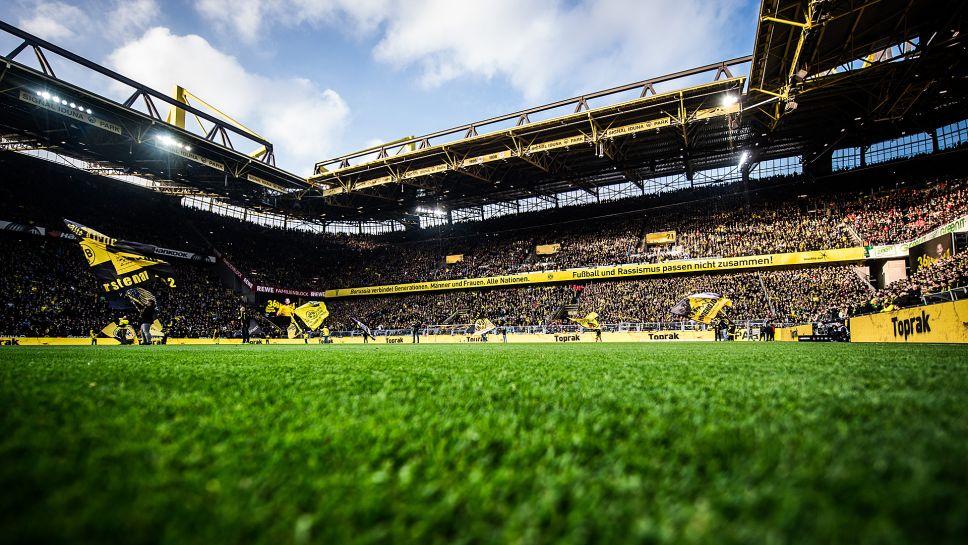 Bundesliga Borussia Dortmund S Signal Iduna Park Expansion Germany S Biggest Stadium Set To Get Bigger