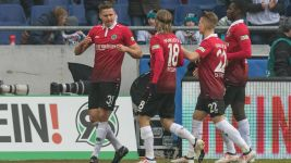 Hannover delight in ending Freiburg run