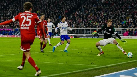 Bayern Munich 2-1 Schalke: As it happened!