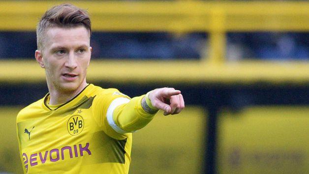 Borussia Dortmund comeback kid Marco Reus: 'Thrilled to play again!'