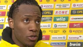"Watch: Batshuayi ""I'm very happy"""