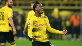 "Wilmots: ""Dortmund move was best for Batshuayi"""