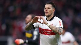 Ginczek goal gives Korkut first Stuttgart win