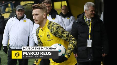 Marco Reus: MD22 Man of the Matchday