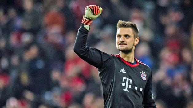 Bayern Munich extend contract of goalkeeper Sven Ulreich until 2021