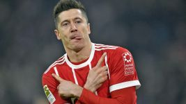 Lewandowski eyes all-time home scoring record