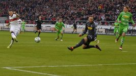 Stuttgart 1-0 Gladbach: As it happened!