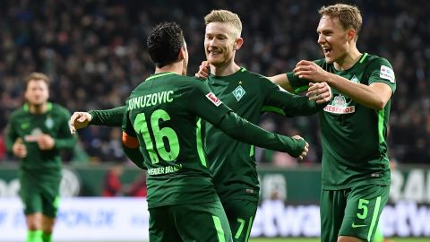 Werder Bremen 3-1 Wolfsburg: As it happened!