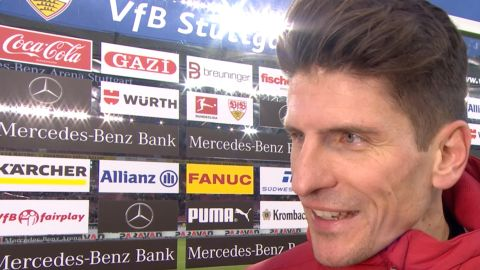 "Watch: Gomez: ""We defended like Atletico Madrid"""