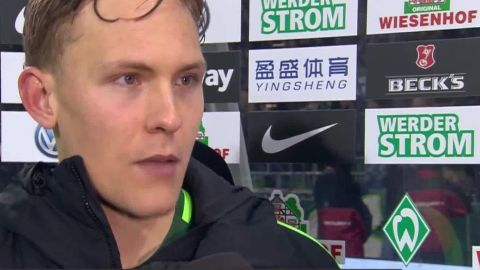 "Watch: Augustinsson: ""We're stable at the moment"""
