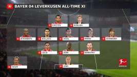 Leverkusen's all-time XI!