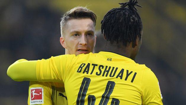 Borussia Dortmund vs. Atalanta: Europa League line-ups, match stats and LIVE blog