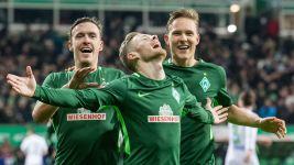 Watch: Bremen 3-1 Wolfsburg