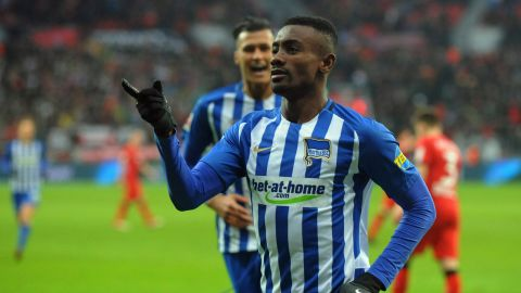 Watch: Leverkusen 0-2 Hertha