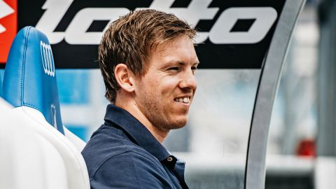 10 things on Hoffenheim coach Julian Nagelsmann