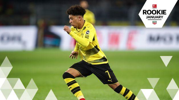 Bundesliga   Introducing Jadon Sancho, Borussia Dortmund's English ...