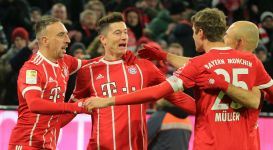 Watch: Bayern's milestones en route to the title