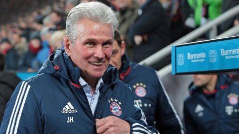 Heynckes slept through two goals against Schalke!