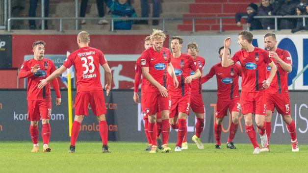 2. Bundesliga   1. FC Heidenheim - VfL Bochum   2 ...