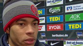 "Watch: Mainz's Robin Quaison ""always confident"""