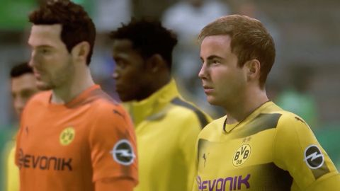 Watch: FIFA 18 predicts: Gladbach vs. Dortmund