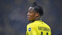 "Batshuayi: ""I hope Bolt doesn't replace me!"""