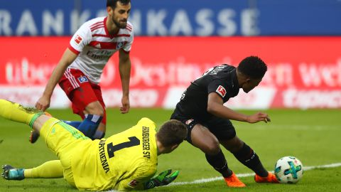 Watch: Hamburg 1-2 Bayer Leverkusen