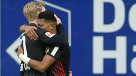 Bailey's Bayer beat Hamburg