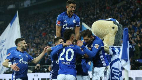 Schalke back on track