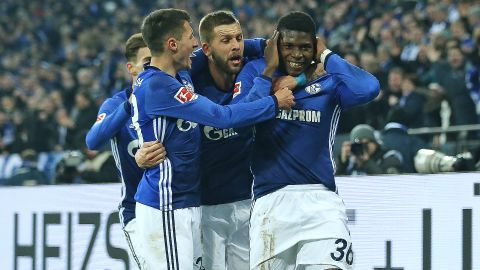 Schalke 2-1 Hoffenheim: As it happened!