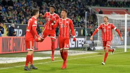Watch: Wolfsburg 1-2 Bayern Munich