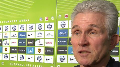 "Watch: Heynckes ""Not enough urgency"""