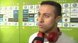 "Watch: Thiago ""We deserved to win"""