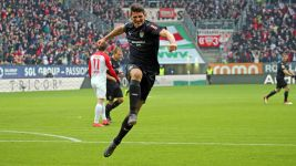 Gomez earns Stuttgart priceless win at Augsburg