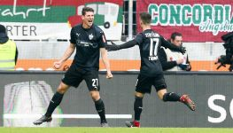 Augsburg 0-1 Stuttgart: As it happened!
