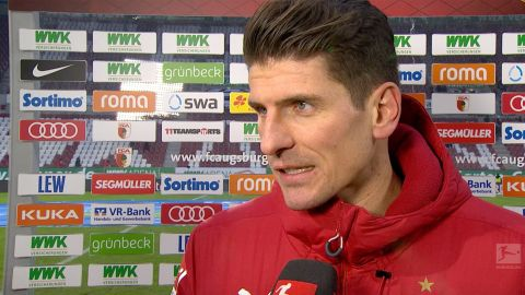 "Watch: Gomez ""We should've won 4-0"""