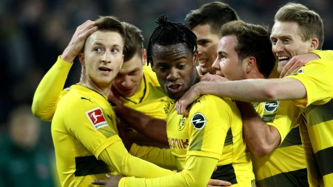 Gladbach 0-1 Dortmund: As it happened!