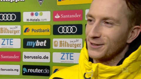 "Watch: Reus: ""We always enjoy playing together"""