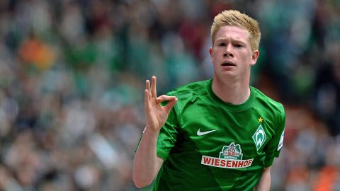 Watch: Kevin De Bruyne: Made in Bundesliga